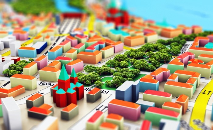 urban planning with data science
