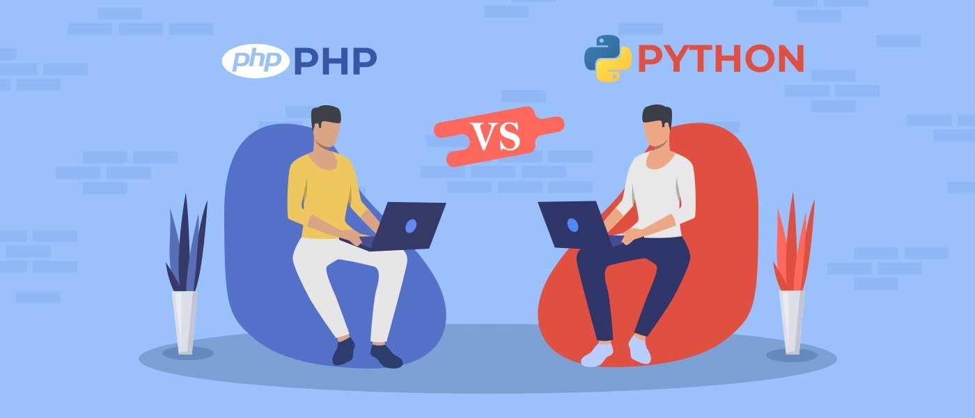 Python PHP